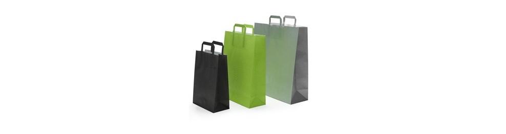 Bolsas de Plastico y Papel