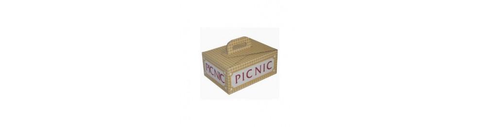 Bolsas Y Cajas Picnic