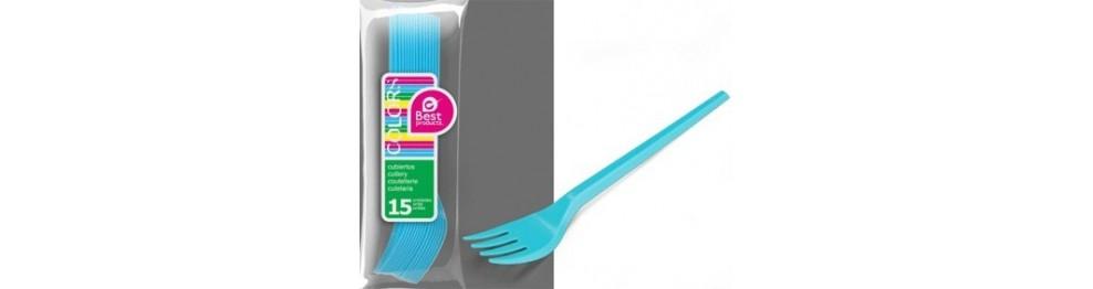Tenedores Un Uso
