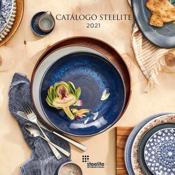 Catálogo Steelite 2021 Novedades